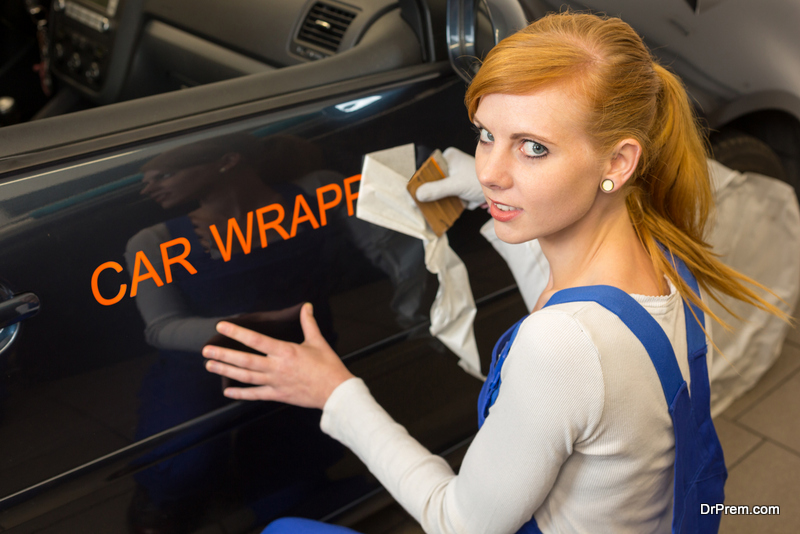 How a Car Wrap Can Benefit Your Business?