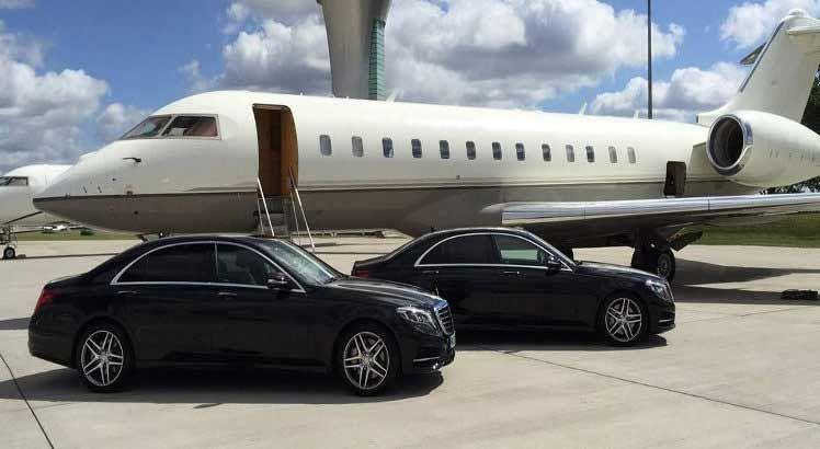 Utilizing Airport Car